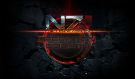 Mass Effect 3 Multiplayer Builds Operation Goliath N7